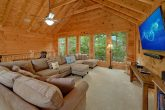 5 Bedroom cabin with a home theater in the den