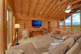 Spacious 5 bedroom cabin two living rooms