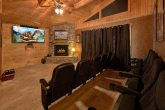 Spacious Cabin with 6 bedrooms and theater room