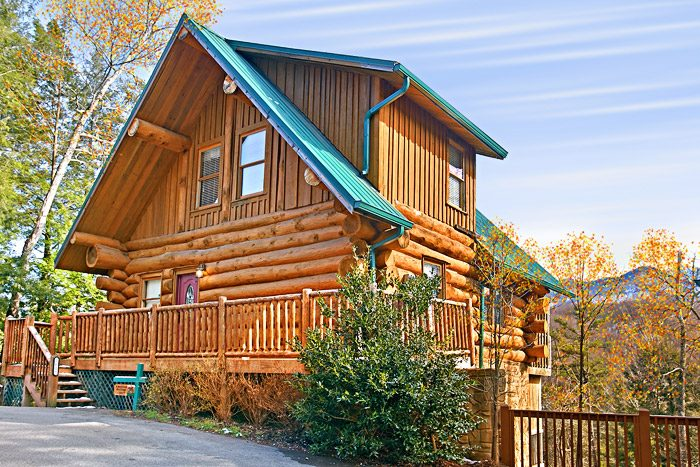 American Heritage Cabin Rental Photo