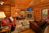 Galtinburg Cabin with Spacious Living Room