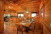 Gatlinburg Cabin with Plenty of Dining Seating