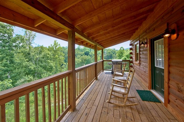 Pigeon Forge Cabin in the Smoky Mountains - Angel Haven