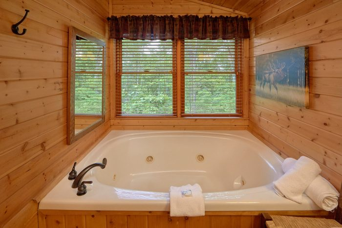 2 Bedroom Cabin with 2 Jacuzzi Tubs Gatlinburg - Angel's Landing