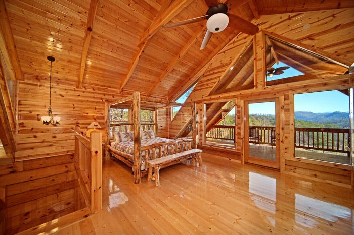 Cabin with Master Suite - Apache Sunset