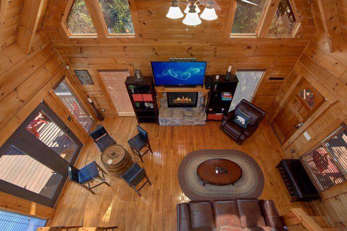Luxury 2 Bedroom Cabin Sleeps 8 - Arcade At The Boondocks