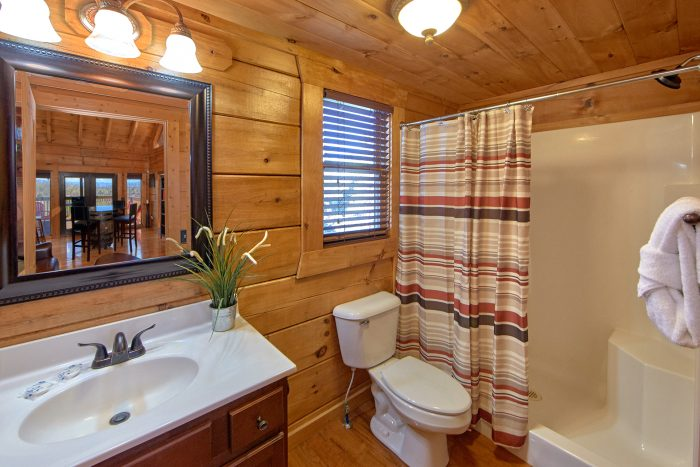 2 Bedroom 2 Bath Cabin Sleeps 8 - Arcade At The Boondocks