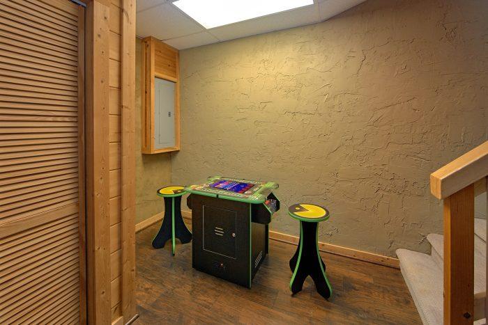 Pac Man Arcade At The Boondocks - Arcade At The Boondocks