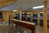 Large Game Room with Pool Table