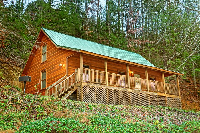 At Trails End Cabin Rental Photo