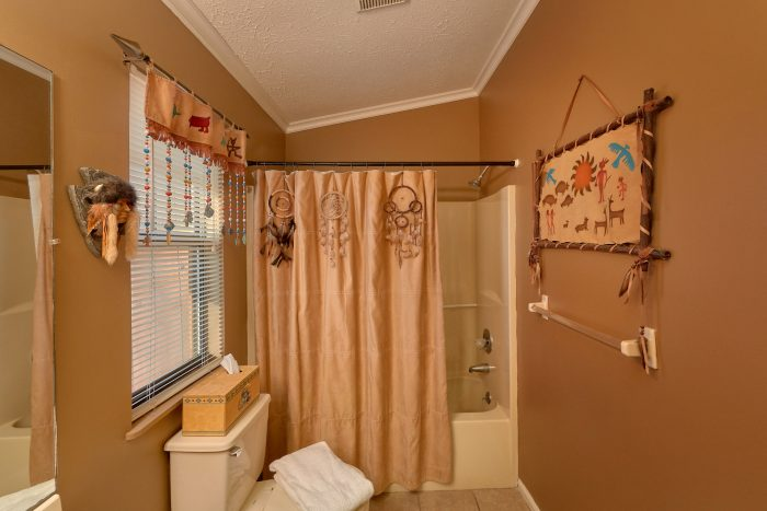 Master Bedroom with Connecting Full Bathroom - Autumn Breeze