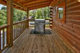 Pigeon Forge Premium Cabin with Gas Grill