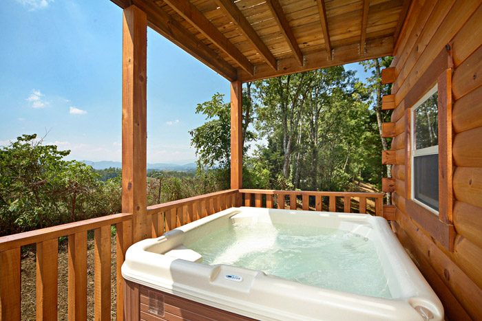Hot Tub with Views - Awesome Views