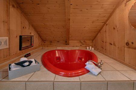 Annie's Escape: 1 Bedroom Sevierville Cabin Rental