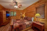 Main Floor Bedroom 4 Bedroom Cabin Sleeps 8
