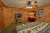 King Bed in Every Bedroom Gatlinburg Cabin