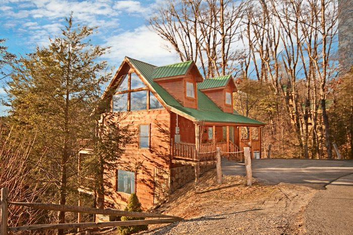 Private Gatlinburg Cabin 2br Cabin Rental
