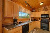 Smoky Mountain Cabin with Great Bear Decor