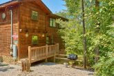 Cabin with 2 Bedrooms, Mountain View and Grill