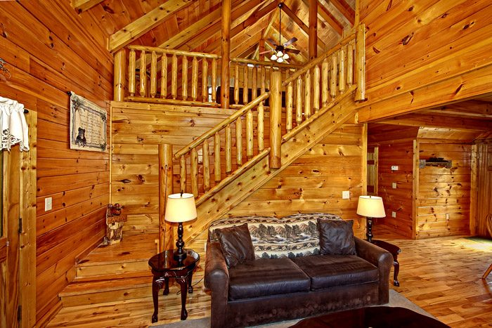 Smoky Mountains Cabin Rental Bear Nook Cabin In Wears