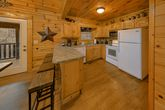 Cabin with Fully Stocked Kitchen