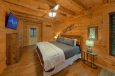 Cabin with King Bedroom