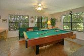2 Bedroom Chalet with Pool Table and Game Room