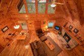 1 Bedroom Honeymoon Cabin with Stone Fireplace