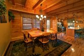 Dining Room in Cabin