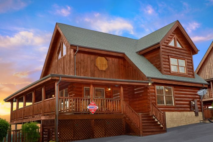 Bearly Rustic Cabin Rental Photo