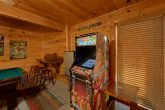 Pigeon Forge 4 Bedroom Cabin with Arcade Game