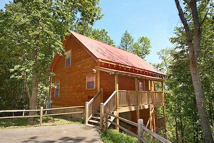 area gatlinburg cabin rental with internet access