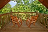 Top Deck with Views of Gatlinburg