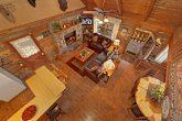 Gatlinburg Cabin with Three Levels