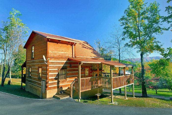Bearway To Heaven Cabin Rental Photo