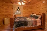 Secluded Cabin with 2 Private Bedrooms and Baths