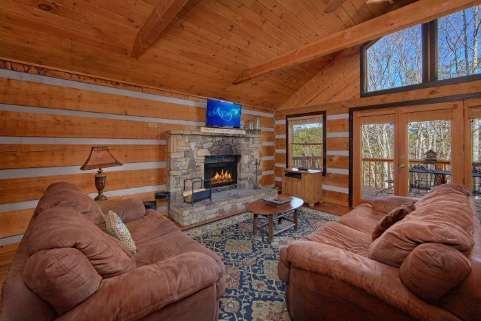2 Bedroom Cabin Sleeps 6 Near Pigeon Forge - Bella Casa