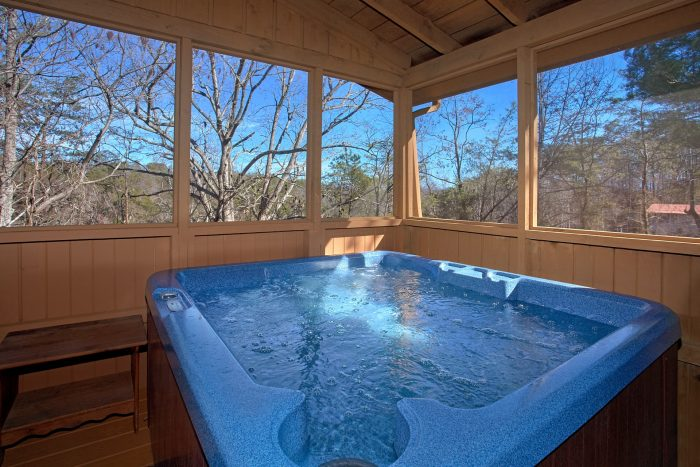 2 Bedroom with Private Hot Tub Sleeps 6 - Bella Casa