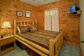 Pigeon Forge Cabin with Private Queen Bedroom