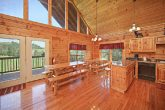 Dining Table with Views in Cabin