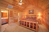 Master Suite in Cabin