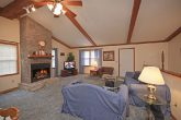 Spacious Gatlinburg Chalet with Living Room