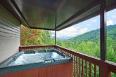 Great Views of the Smokies from Hot Tub