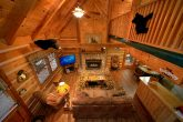 Gatlinburg Cabin with Fireplace and 2 Bedrooms