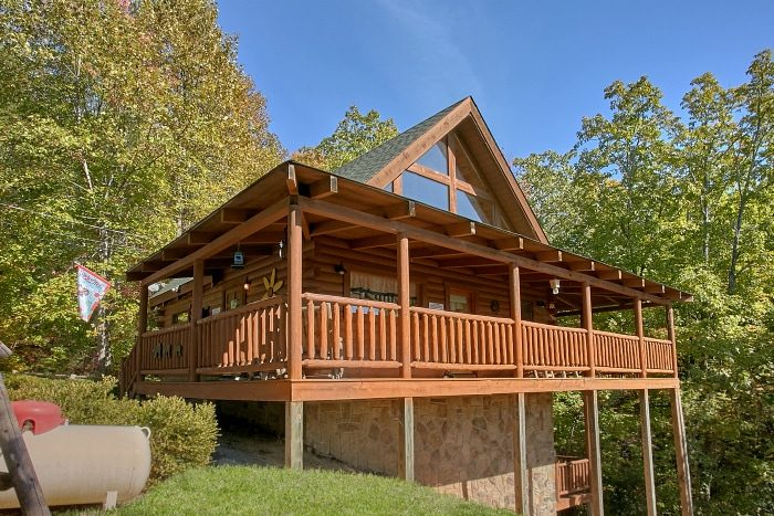 3 Bedroom Cabin with Wooded Views - BlueBaery Hill