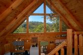 3 story Cabin with VIew and Pool Table