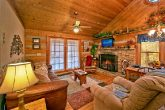 Cabin with Gas Fireplace