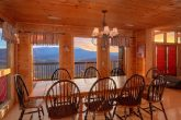 Premium 5 Bedroom Cabin with Large Dining Area