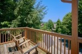 3 Bedroom Pigeon Forge Cabin with VIew