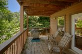 # Bedroom Cabin with Grill and Covered Deck